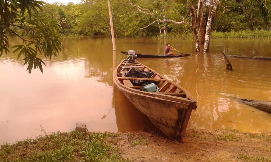 amazonas comunidad san martin colombia