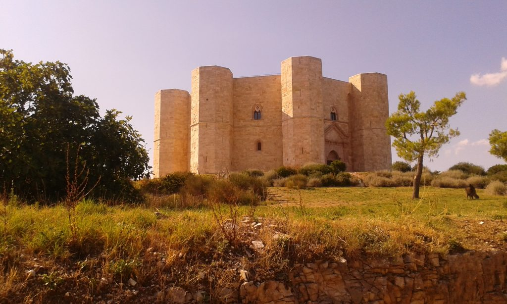 Castel del Monte, Federico II