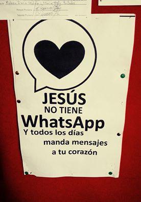 jesus-no-tiene-whatsapp